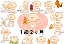 1歳2ヶ月赤ちゃんの成長と育児で知っておきたいこと