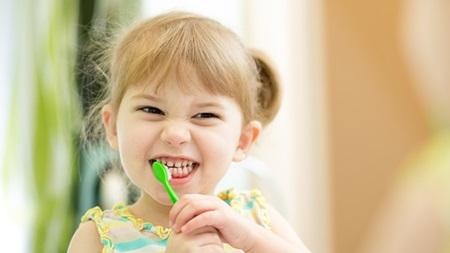 1歳5ヶ月 歯磨き