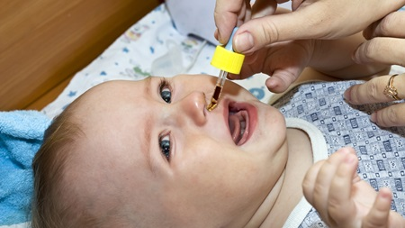 生後4ヶ月 鼻づまり 鼻水