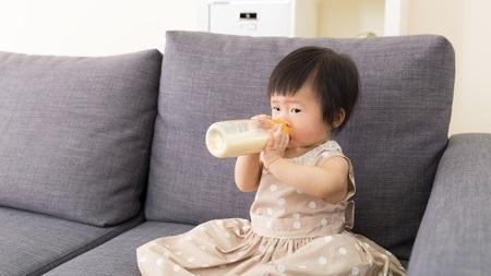 1歳 ミルク 牛乳 おやつ