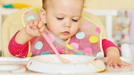 1歳2ヶ月 離乳食 食事 量