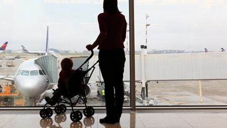 生後6ヶ月 旅行 飛行機