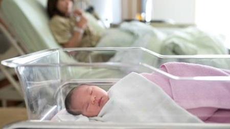 新生児の視力