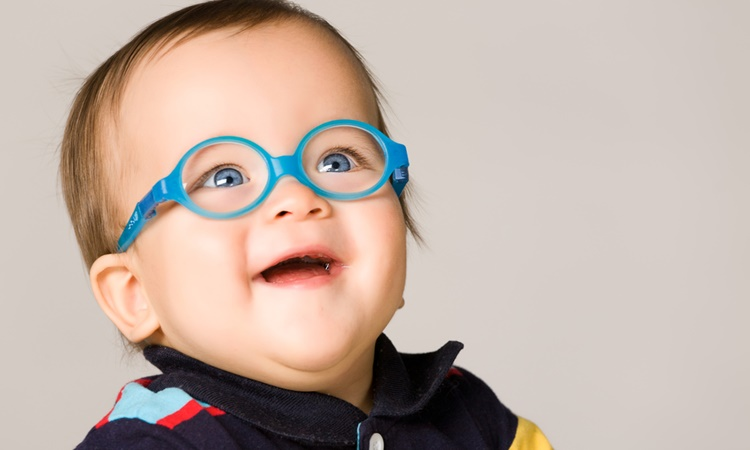 赤ちゃんの視力についての体験談