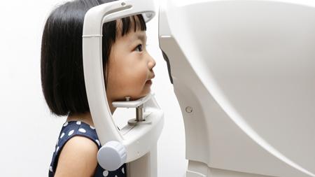 赤ちゃん・幼児の眼科検診