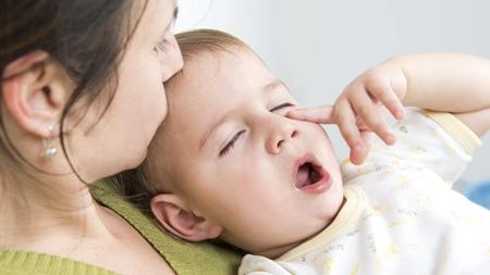 痰を赤ちゃんが飲み込むのが心配?