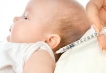 赤ちゃんのインフルエンザ予防接種について
