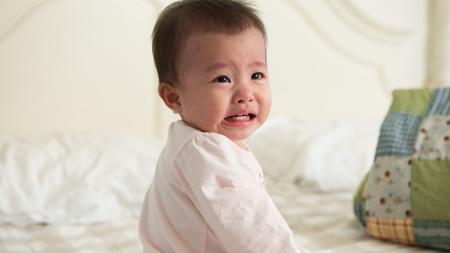 生後7ヶ月~11ヶ月頃の泣き声の意味