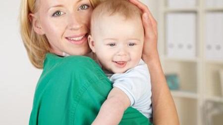 赤ちゃんの体調の変化