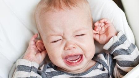 中耳炎が原因