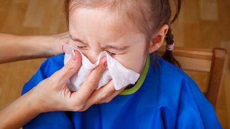 赤ちゃん向けの花粉症の検査