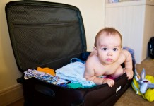 赤ちゃんとの旅行について知っておきたいこと
