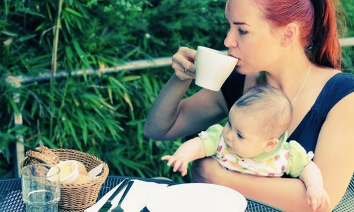 赤ちゃんとの外食について知っておきたいこと
