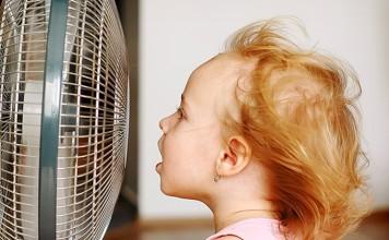 赤ちゃんに扇風機を使う時に知っておきたいこと