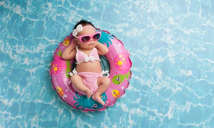 赤ちゃん初めてのプールについて知っておきたいこと アカイク