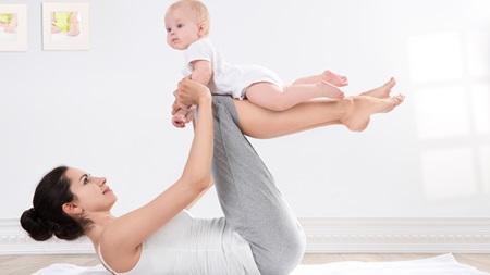 簡単な運動などで体を動かすようにする