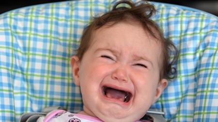赤ちゃんの性格が原因?泣き入り痙攣