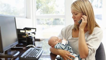 育児ストレスの増加