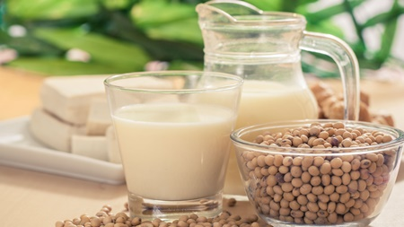 大豆でホルモンバランスをサポート