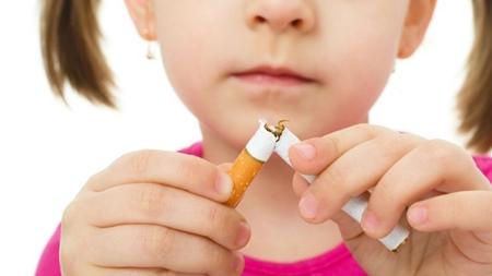 タバコ誤飲の対処方法