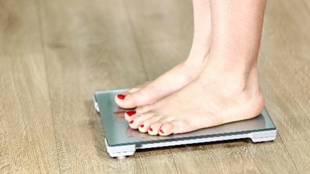 産後の体重が減りやすい