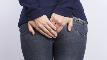 肛門括約筋の影響