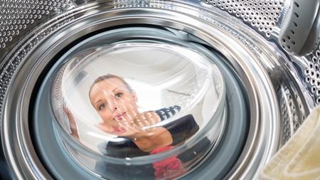 洗濯機のお掃除をしっかり