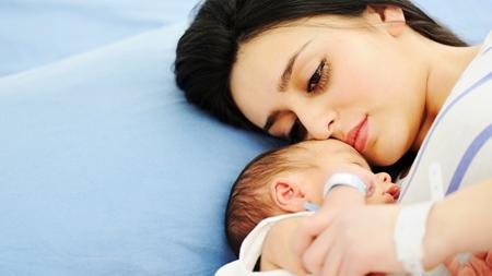 産後の身体のダメージ