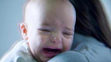 なぜ泣いているのかわからない