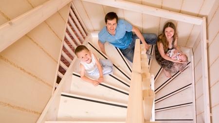 階段を活用しょう