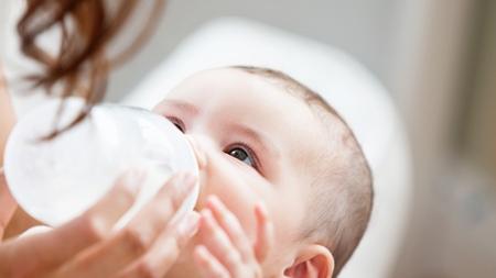 ミルク育児で生理の再開が早い