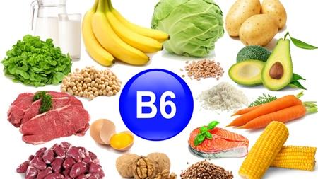 ビタミンB6を積極的に摂ろう
