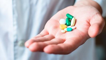 抗生物質の影響