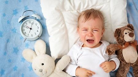睡眠のリズムが崩れている