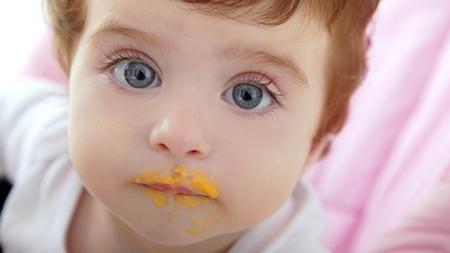 赤ちゃんの口のまわりを常に清潔にしておく