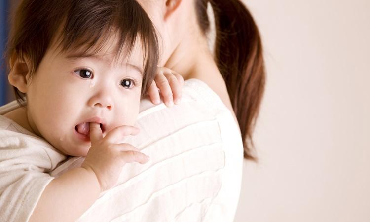 赤ちゃんの抱き癖体験談