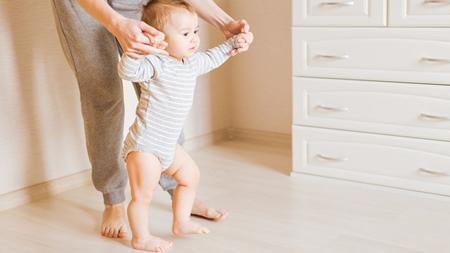 歩く練習をさせる場合のヒント やり方