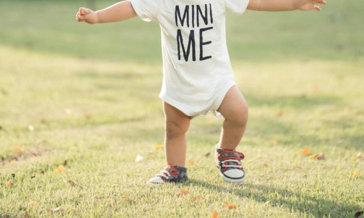 赤ちゃんがはじめて歩いた体験談