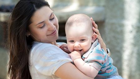 男の子の赤ちゃんの特徴