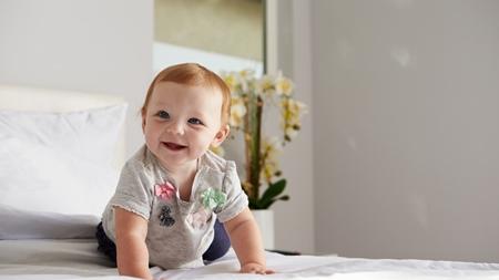 赤ちゃんの身体機能の発達の妨げになる