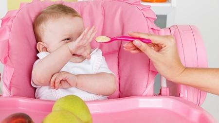 赤ちゃんせんべいをあげるタイミング