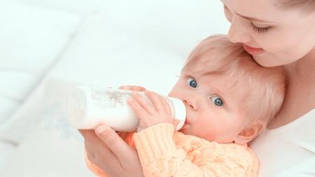 ミルク育児の場合
