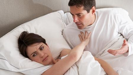 夫婦関係の欠如
