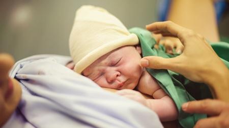 出産の影響
