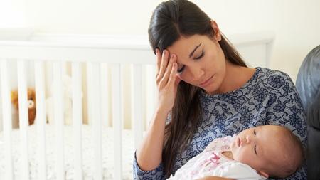 育児への戸惑いが強い
