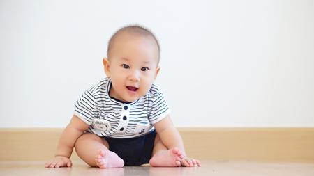 生後6ヶ月~7ヶ月ごろ