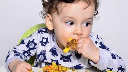 食べ行儀の悪さに悩んだ時期