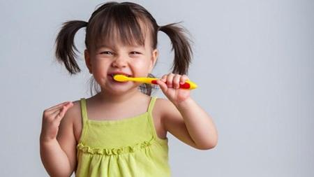 3歳 虫歯 歯磨き