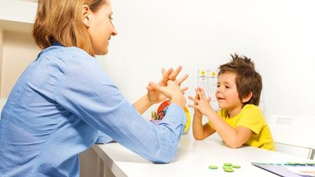 一歳半で一言も話さない 発達のセラピーの効果で