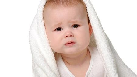 赤ちゃんは伝えられない